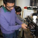 Coffee Making October 10