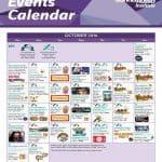 Events Calendar October 2016