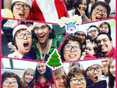 Merry XMAS Selfie Competition