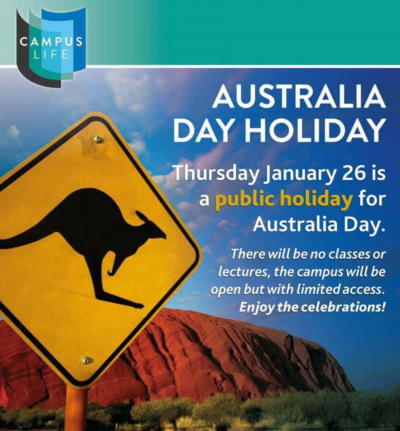 is australia day a public holiday - photo #22