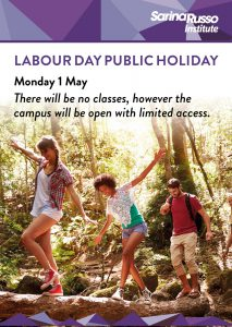 Labour Day 2017 Poster