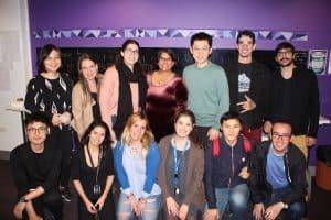 Multicultural break