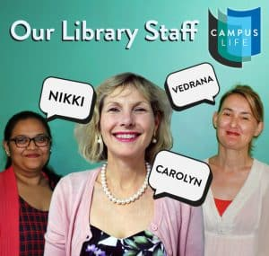 LIBRARY-STAFF