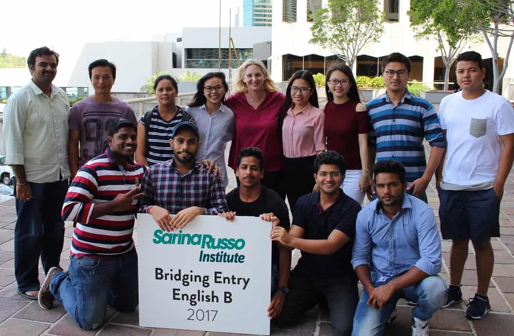 Bridging Entry English B