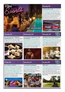 What's on!?