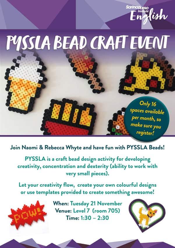 Craft Event