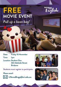 Movie event
